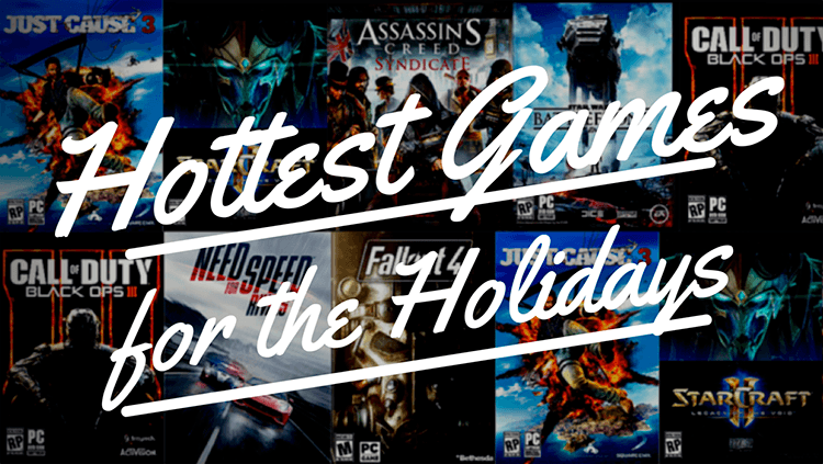 Hottest Games for the Holidays