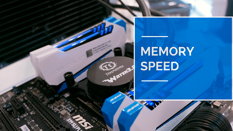does memory speed improve gaming performance ddr4-2400 vs 3000 vs 2133