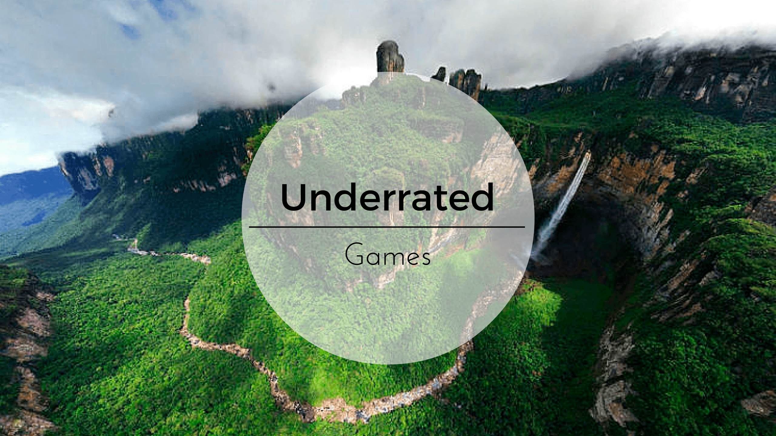 Underrated games