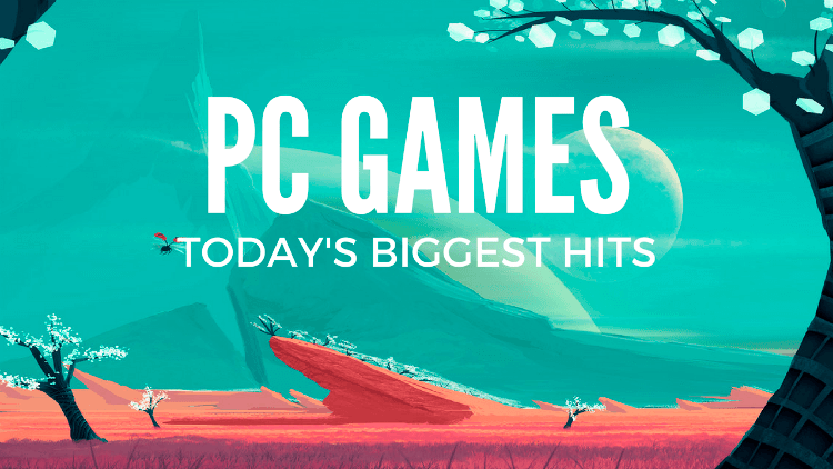 hottest pc games of 2016