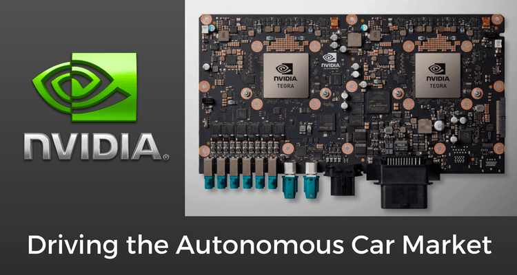 NVIDIA is Driving the Autonomous Car Market