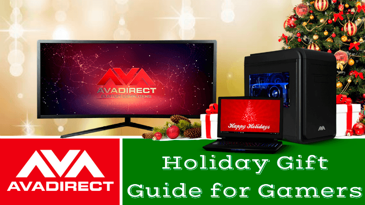 Holiday Gift Guide for Gamers; Computers