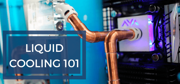 Learn how Liquid Cooling Helps your gaming PC